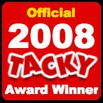 Officialtackyawardwinner2008