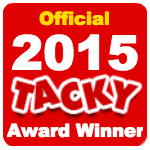 Officialtackyawardwinner2015