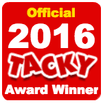 Officialtackyawardwinner2016