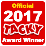 Officialtackyawardwinner2017