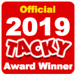 Officialtackyawardwinner2019