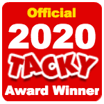 Officialtackyawardwinner2020