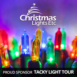 How to do it yourself mega christmas lights display tacky light tour click on our supporter below christmas lights etc 250x250 solutioingenieria Choice Image