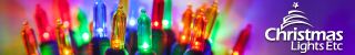 Christmas lights etc 320x50